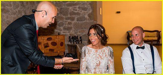 mago para bodas daniel reza