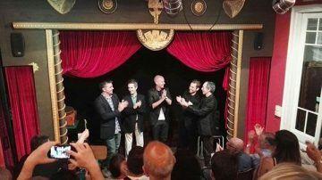 Gala de màgia de prop Juny 2016